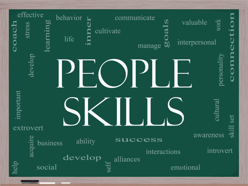 How can you improve your people skills (1)
