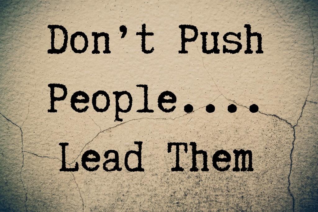What is people leadership